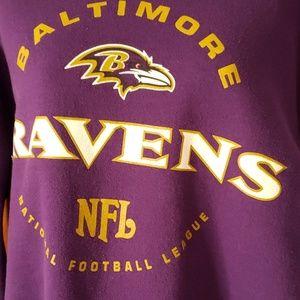 NFL Shirts - NFL Ravens sweatshirt